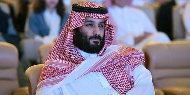 US-Söldner foltern Saudi-Prinzen