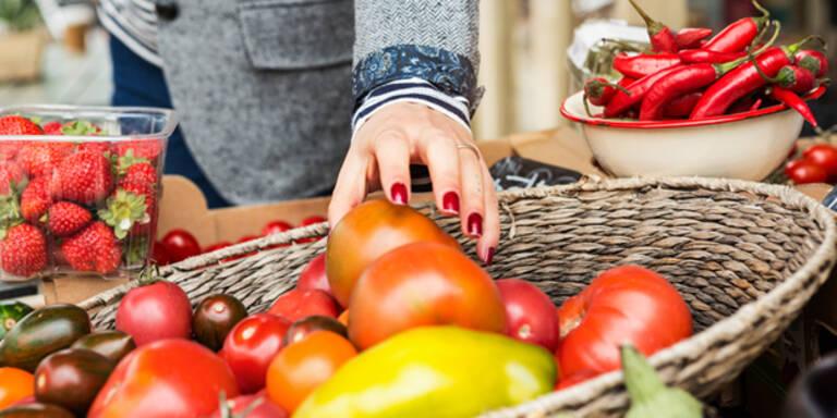 Darum sollten Sie Bio-Lebensmittel kaufen