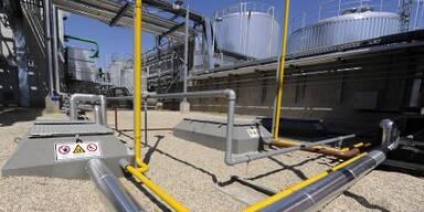 Biodieselanlage in Niederösterreich