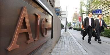 Bisher rund 180 Mrd. Dollar Finanzhilfen für AIG