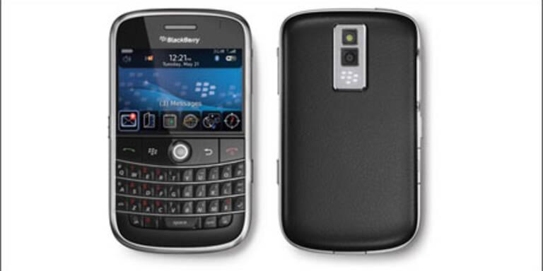 Billige Blackberrys werden immer beliebter