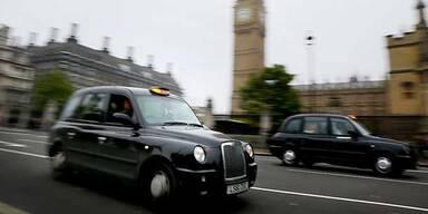 Chinesischer Autobauer rettet Londoner Taxis