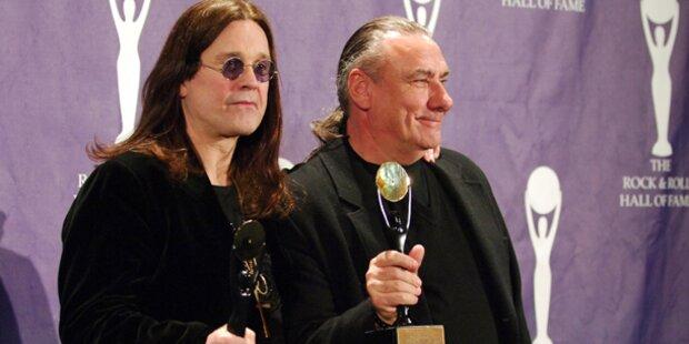 Ozzy Osbourne ohne Bill Ward auf Tour