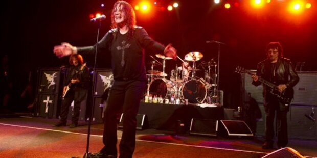 Black Sabbath rocken Nova-Rock