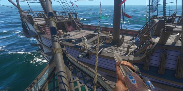 Die Piraten greifen an!