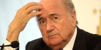 """Blatter: """"War dem Tod sehr nahe"""""""