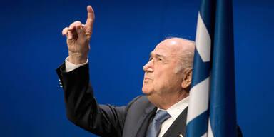 FIFA-Boss Blatter im Krankenhaus
