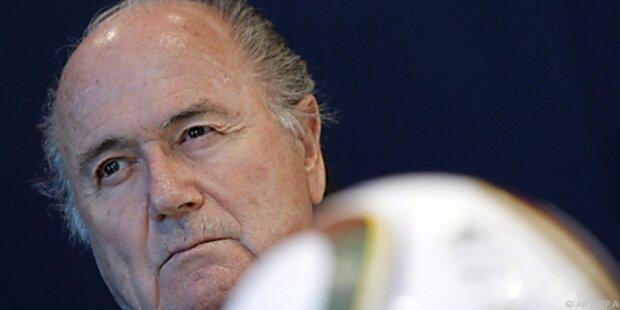 FIFA-Chef Blatter soll im Togo-Streit vermitteln