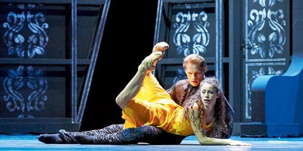 Moderne Stücke für Tanzstars