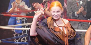 Vivienne Westwood steigt in den Ring