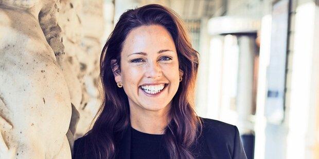 Die neue Krimi-Lady aus Schweden