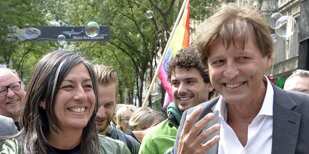 Grüner Bezirkschef Blimlinger tritt zurück