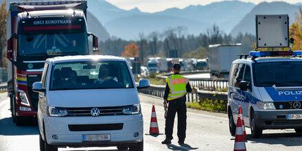 Lkw-Stopp: Bayern sauer auf Tirol