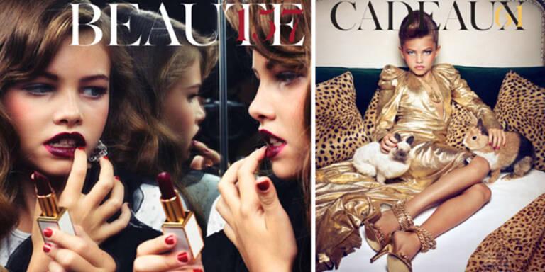 Aufregung um 10-jähriges Lolita-Model