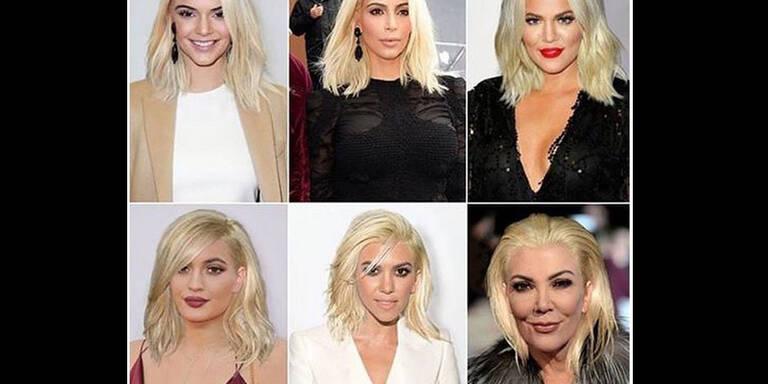 Was ist mit den Kardashians passiert?
