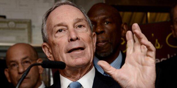 Giftbrief an Bloomberg abgefangen
