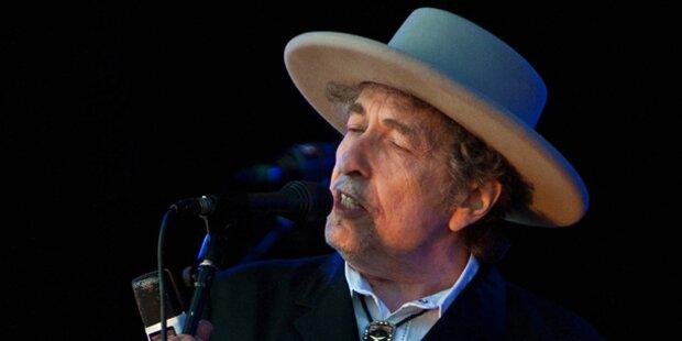 Bob Dylan beschimpft Kritiker als Weicheier