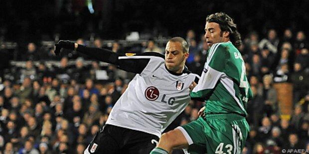 Fulham überraschte, HSV siegte, Liverpool verlor