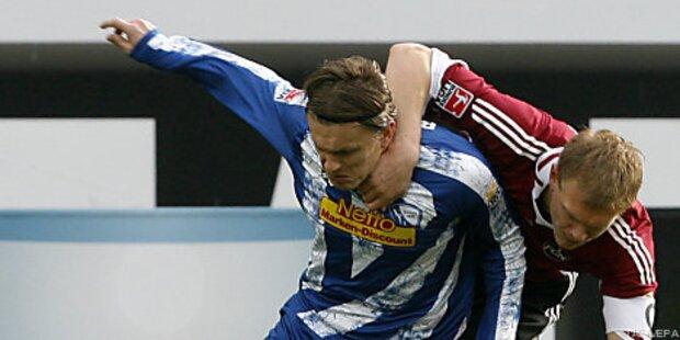 Thriller im Keller der deutschen Bundesliga