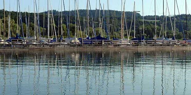 Bodensee: Ehepaar von sinkendem Boot gerettet