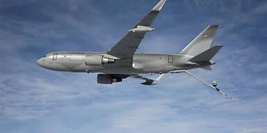 Boeings KC-767 in Pole Position