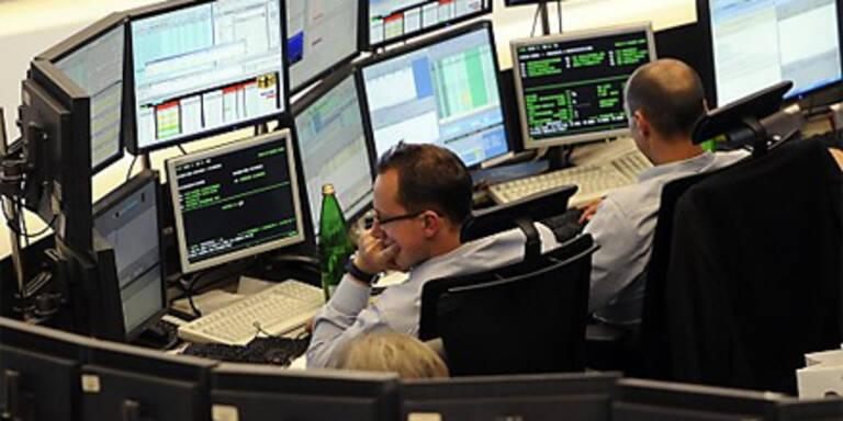 Europas Börsen schließen mit Verlusten