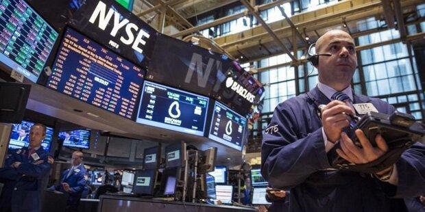 Dow Jones knackt 22.000 Punkte