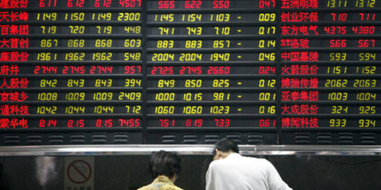 Chinas Landwirtschaftsbank will weltgrößten IPO schaffen