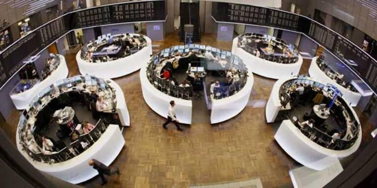 Europas Leitbörsen schließen leichter