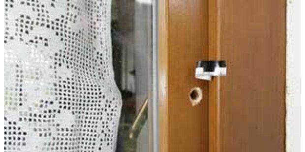 DNA-Spur führt zum Fensterbohrer