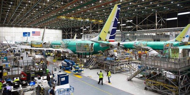 Airlines bestellen wieder Boeing 737 Max