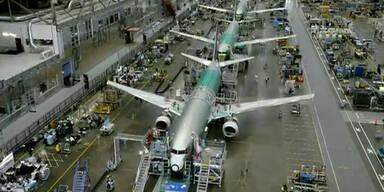 Genial: So entsteht eine Boing 737