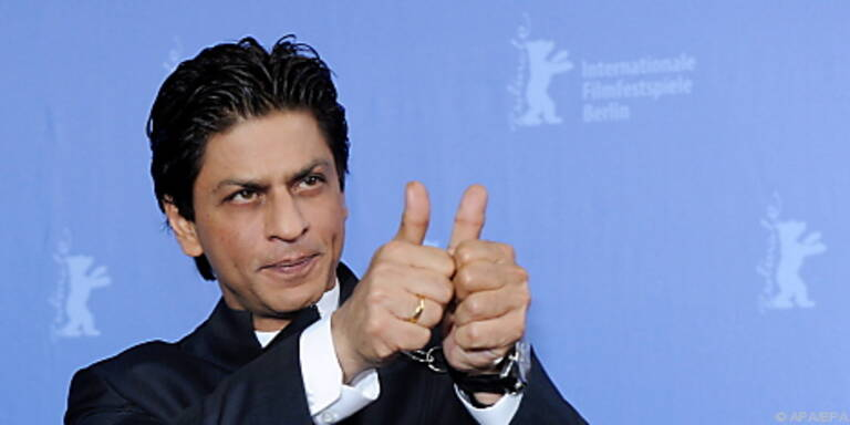 "Bollywoodstar stellte ""My Name Is Khan"" vor"
