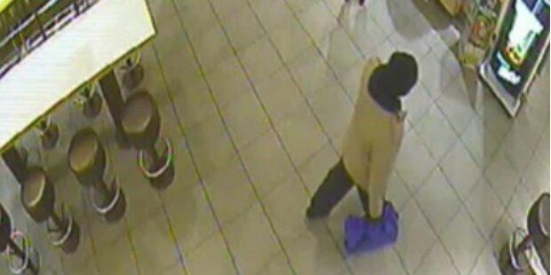 Mann platzierte Bombe auf Bonner Bahnhof
