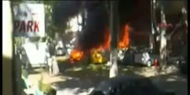 Schwere Explosion erschüttet Ankara