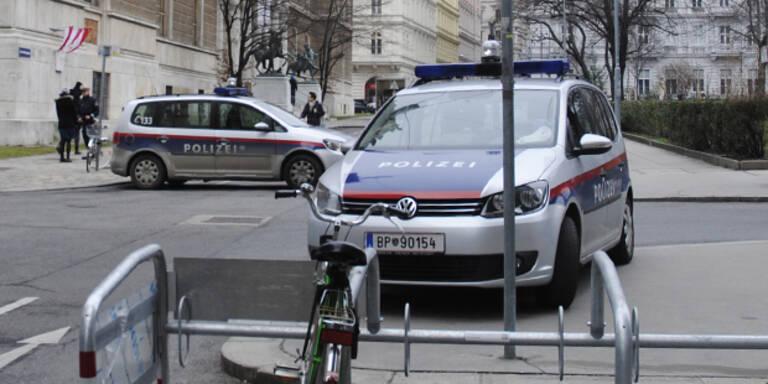 Bombenalarm in Wien