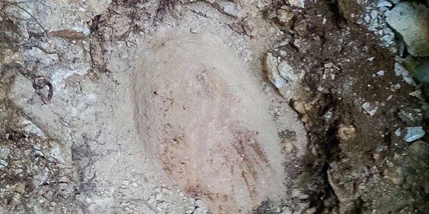 Scharfe Bombe mitten in Salzburg
