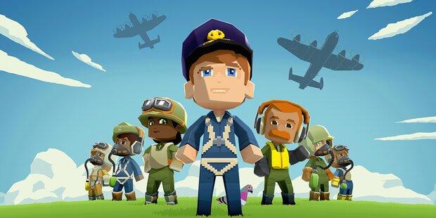 Bomber Crew: Bodenziel voraus!