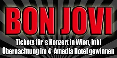 Antenne Salzburg bringt Sie zu BON JOVI