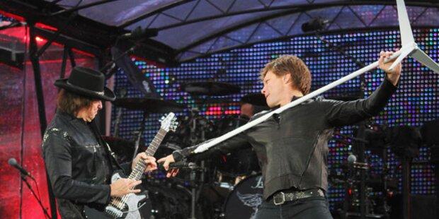 Bon Jovi: Streit mit Sambora eskaliert