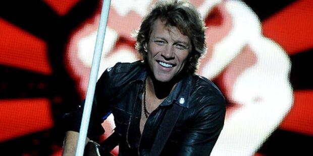 Bon Jovi im Sommer live in Wien
