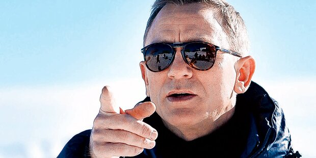 Bond kommt selbst nach Osttirol