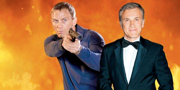 Neuer Bond: Kopfschuss für Waltz