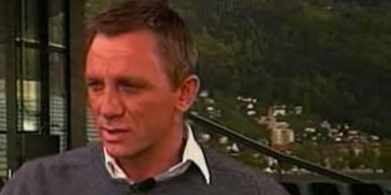 Mr. Bond im Interview