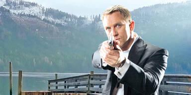 Bond-Dreh ab Jänner in Österreich