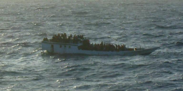 Flüchtlinge wieder in Australien gelandet