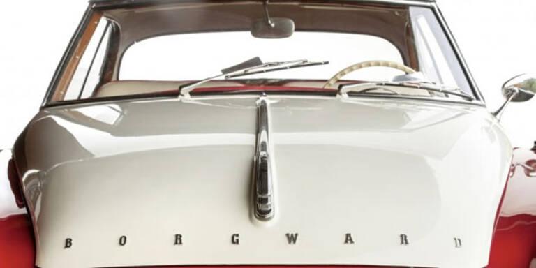 Automarke Borgward kehrt zurück