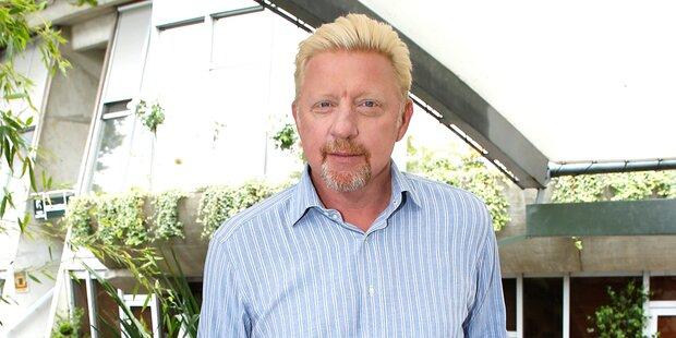 Nach Pleite-Gerüchten: Jetzt spricht Boris Becker