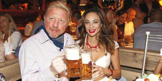 Models und Millionäre rocken Oktoberfest