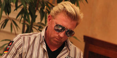Boris Becker - Poker EM